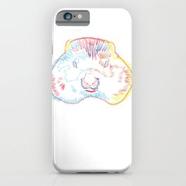 Strokes Groundhog iPhone Case