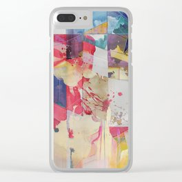 Urbanity IV Clear iPhone Case