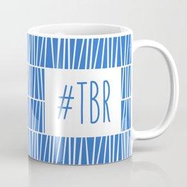 To Be Read - Blue Coffee Mug