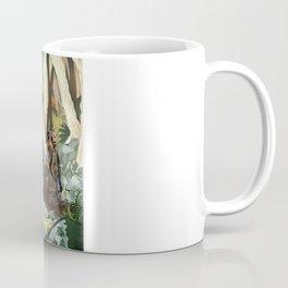 Walking Through the Woods Coffee Mug
