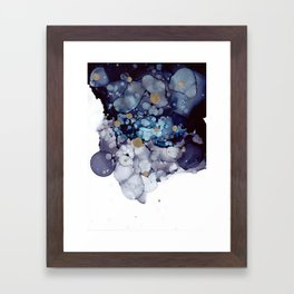 Clouds 4 Framed Art Print