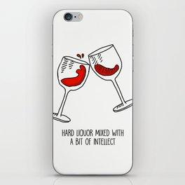 Harry Styles Kiwi Liquor iPhone Skin