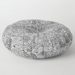 Fairy arabesque Floor Pillow