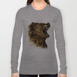 The Grizzly Long Sleeve T-shirt