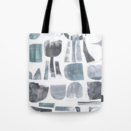 Divided Nature Tote Bag