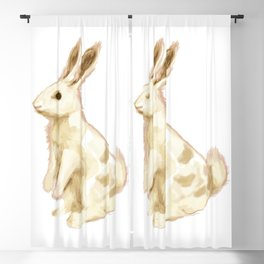 Rabbit 1 Blackout Curtain