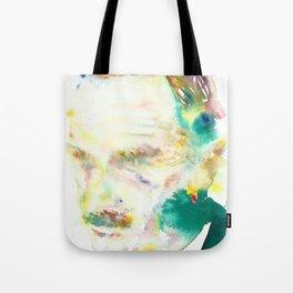 THOMAS MANN - watercolor portrait.2 Tote Bag