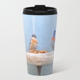 Bluebird Storm Travel Mug