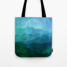 Blue Ridge Hills Tote Bag