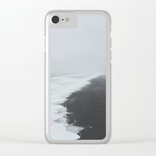 Vík, Iceland Clear iPhone Case