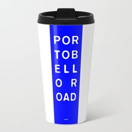 Portobello Road - London - GB Travel Mug
