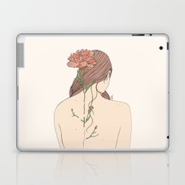 Let Me Blossom Laptop & iPad Skin