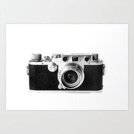 Old Camera Kunstdrucke