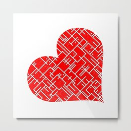 Heart (12) Metal Print