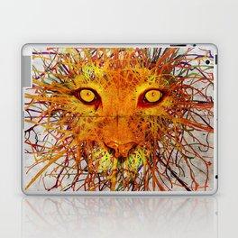 Lion Drip Laptop & iPad Skin