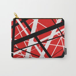 frankenstrat red Carry-All Pouch
