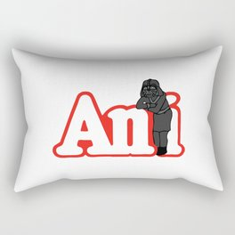 Little Orphan Ani Rectangular Pillow