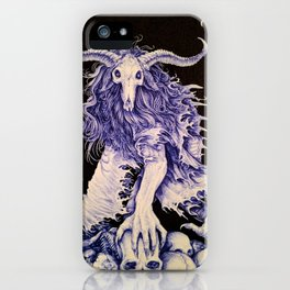 The Bone Collector iPhone Case