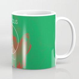 """Bauhaus """"Bela Lugosi's Dead"""" Coffee Mug"""