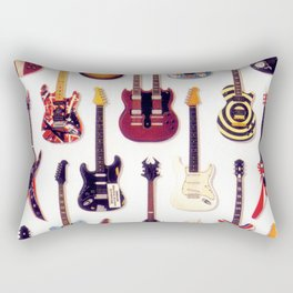 Guitar Life Rectangular Pillow