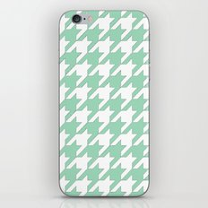 Mint Tooth iPhone & iPod Skin