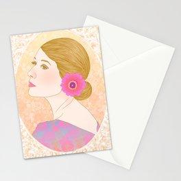 Dude!! Looks Like a Lady Stationery Cards