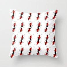Dhon Moosa Throw Pillow