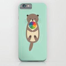 Sweet Otter iPhone 6s Slim Case