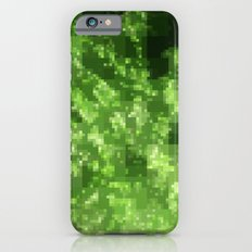 Digital Pointillism iPhone 6s Slim Case