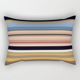 Girl with a Pearl Earring - Swipe Rectangular Pillow