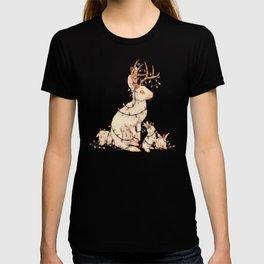 Xmas Jackalope T-shirt