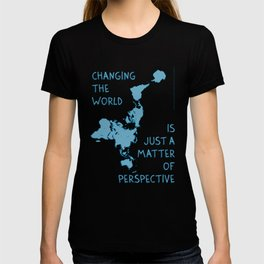 Dymaxion Perspective T-shirt