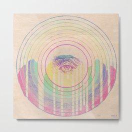 inner vision Metal Print
