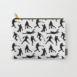 Baseball Players Carry-All Pouch