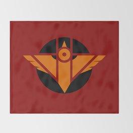 Firebird Insignia Throw Blanket