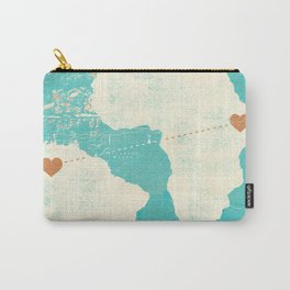 SOUTH AMERICAN + AFRICAN MUSIC Carry-All Pouch