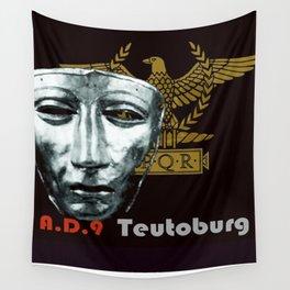 Teutoburg Forest Battleground Artifacts Wall Tapestry