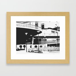 Bridge 20 Framed Art Print