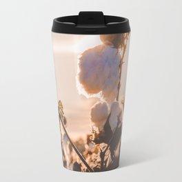 Cotton Field 15 Travel Mug