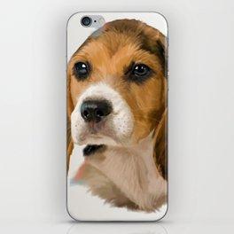 Beagle Pup iPhone Skin