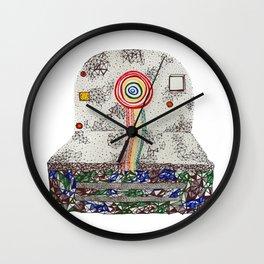 Polaroid Wall Clock