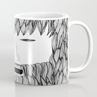 doodle Mugs featuring Doodle by David