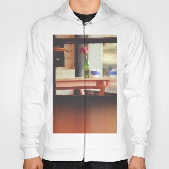 The table by the window Hoody