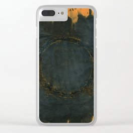 The second nothing Clear iPhone Case