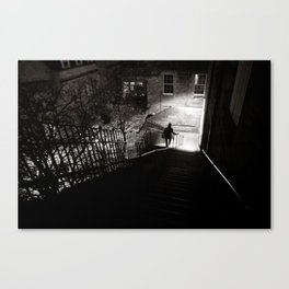 Edinburgh XXV. Canvas Print