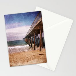 California Pacific Ocean Pier Stationery Cards