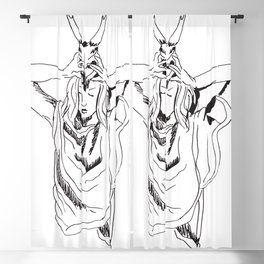 Noaidi The Witch Blackout Curtain