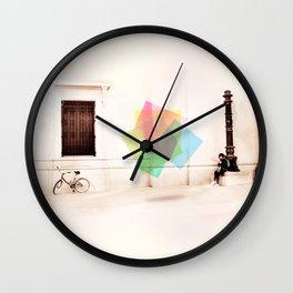 A little stop... Wall Clock