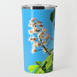 Chestnut blossom Travel Mug