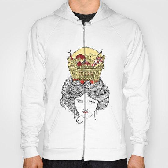 The Queen of Montreal Hoody